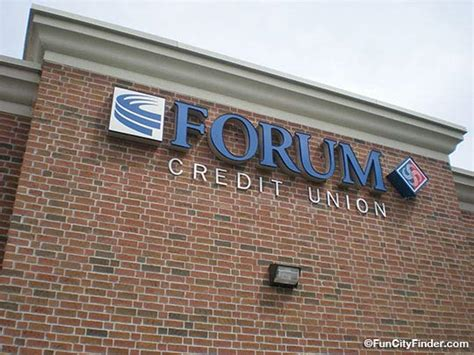 Forum Credit Union Sign In Merchant S Pointe Shopping Center Photos And Pictures Funcityfinder