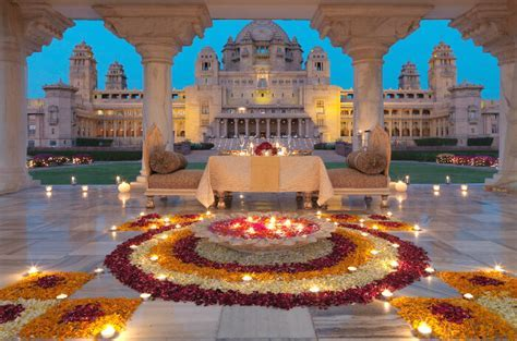 Umaid Bhawan Palace, Jodhpur: An Iconic Setting For Your