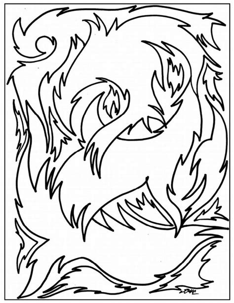 abstract coloring book pages for adults abstract coloring pages for adults coloring home