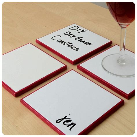 diy coasters 25 easy to make diy coasters