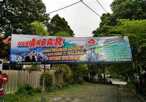 Pasta Gigi Nasa Malang reuni akbar sma advent dwi abdi malang home