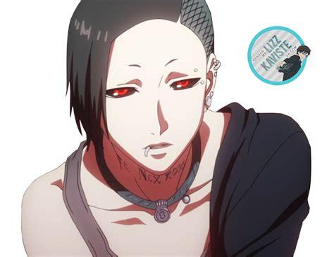 Find Uta Uta Tokyo Ghoul Render By Lizzkaviste On Deviantart