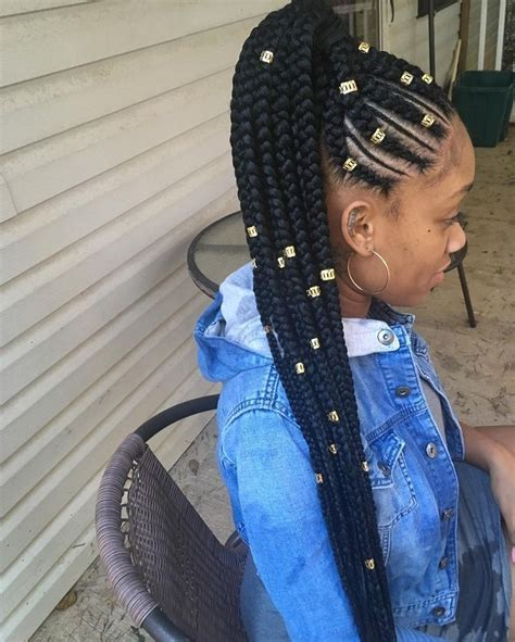 Pictures Of Different Yoruba Weavon Hairstyle Idea