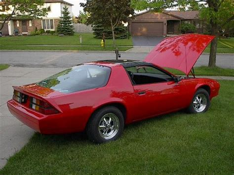 Car Tires Lancaster Ny Redhottchevy S 1987 Chevrolet Camaro In Lancaster Ny