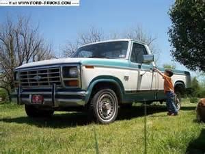 83 Ford F150 1983 Ford F150 4x2 83 F150
