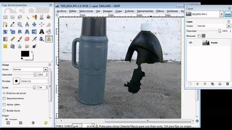 tutorial gimp quitar fondo tutorial gimp borrar objeto de una fotograf 237 a 123vid