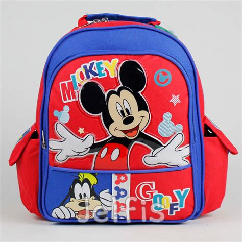 disney mickey mouse 12 quot backpack best friend goofy small