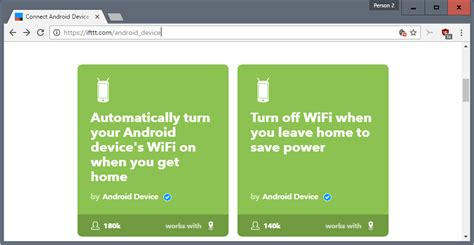 ifttt android top ifttt recipes that improve your android device ghacks tech news