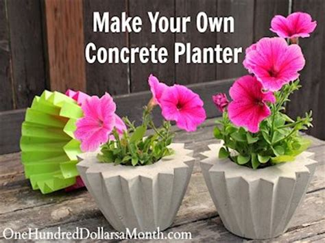 Make Your Own Planters by 30 Creative Diy Ways To Plant A Garden S Home
