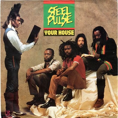 Your House By Steel Pulse Sp With Mjlam Ref 114760318
