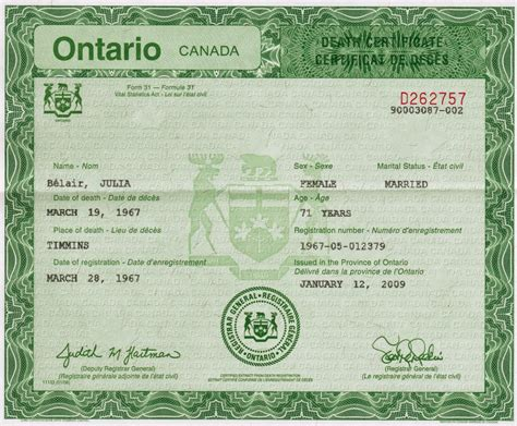 Birth Records Ontario Canada Yvonne S Genealogy The Ragu Challenge 3 2 1 Cite