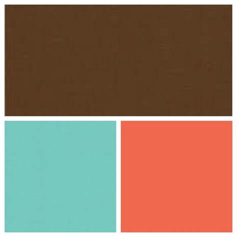 cute color schemes 1000 ideas about brown bedrooms on pinterest brown