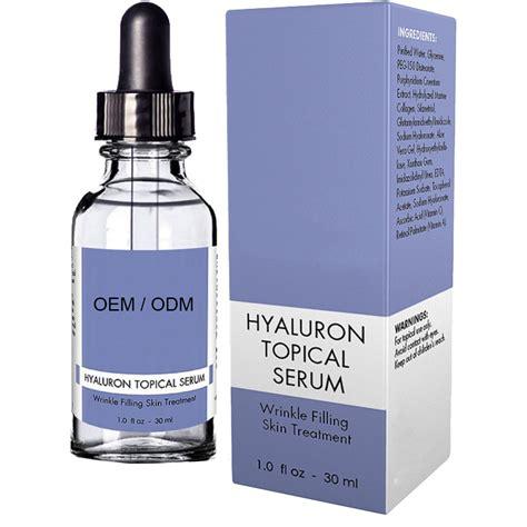 Serum The serum hyaluronic acid serum anti aging serum