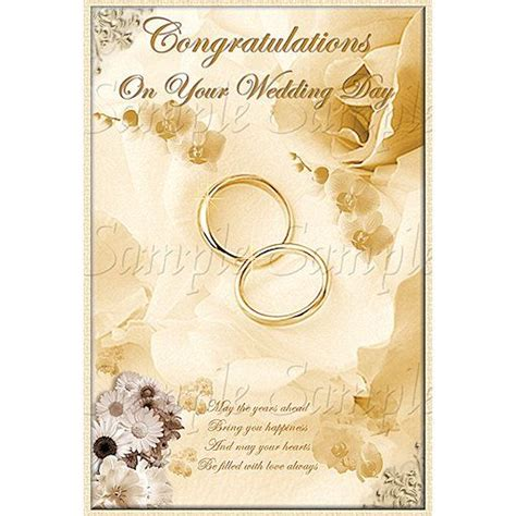Wedding Message Card Template by Wedding Greeting Search Anniversaries