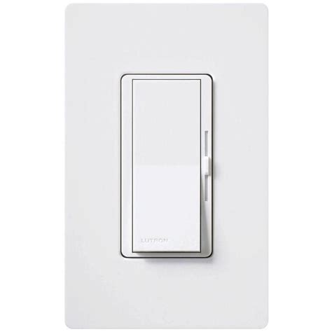 lutron fan speed control dimmer lutron diva fan control and light switch for incandescent