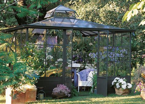 gazebo uno piu aralia greenhouse pavillons de jardin de unopi 249 architonic