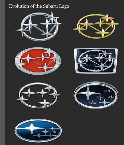 custom subaru emblem custom or vintage subaru emblems scion fr s forum