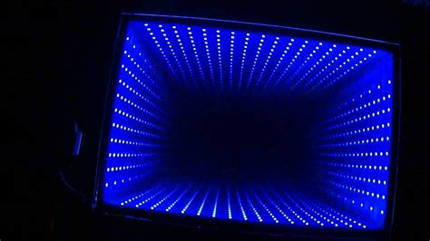 how to make infinity lights bathroom infinity mirror