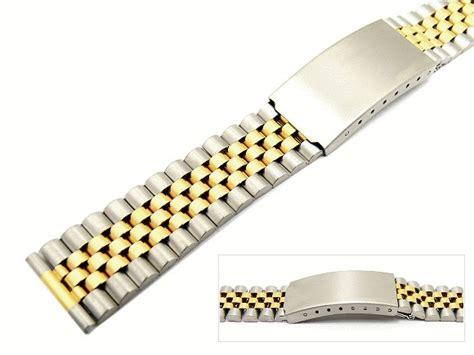 Uhrenarmband Matt Polieren by Uhrenarmband 18 20mm Edelstahl Wechselansto 223 Teilweise