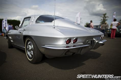 what year was the split window corvette made 60 years of corvette still a sting in its speedhunters