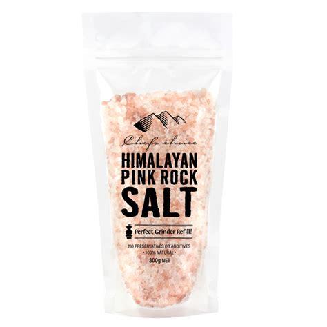 El Himalayan Pink Salt Garam Himalaya Himalaya Rock Salt himalayan pink rock salt 300g anticos grocer