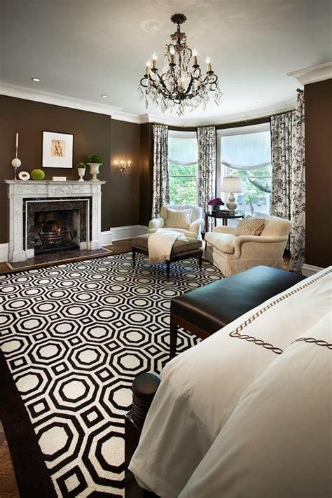 dark brown bedroom walls regina evil queen s office monaco interiors