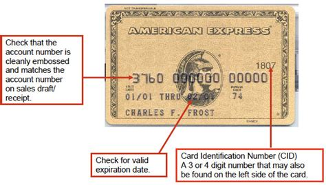 What Is A Cid Number On A Gift Card - american express card number infocard co