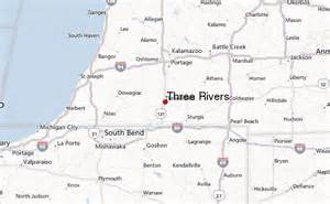 Three Rivers Michigan Map by Three Rivers Mi Pictures Posters News And Videos On