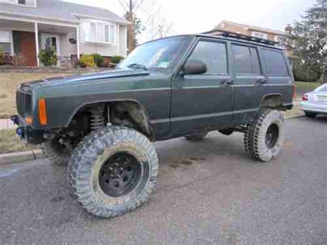 Lifted 2000 Jeep Sell Used 2000 Lifted 4x4 Jeep Sport 4 Door 4 0l