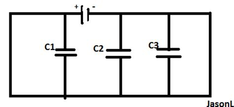 capacitor parallel connection calculator how to calculate capacitor in parallel