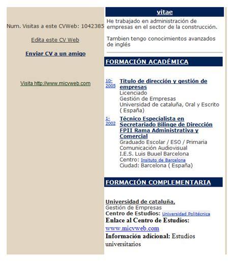 Modelo Curriculum Usa Modelo De Curriculum Vitae Usa Modelo De Curriculum Vitae
