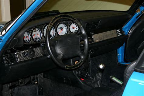Porsche 993 Interior image gallery porsche 993 interior