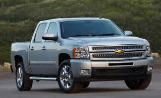 Chevrolet Silverado 2013 Car And Driver