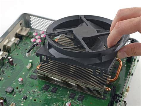 xbox one fan replacement xbox one fan replacement ifixit