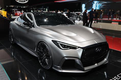 infinity car back infiniti q60 project black s concept look f1 road