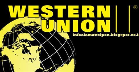 cek resi union daftar alamat western union di jakarta barat info alamat