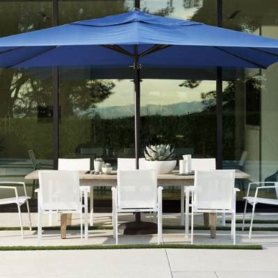 Frontgate Patio Umbrellas Easy Shade Outdoor Umbrella Frontgate