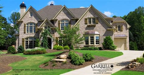 garrell home plans house plans home plans luxury house plans custom home