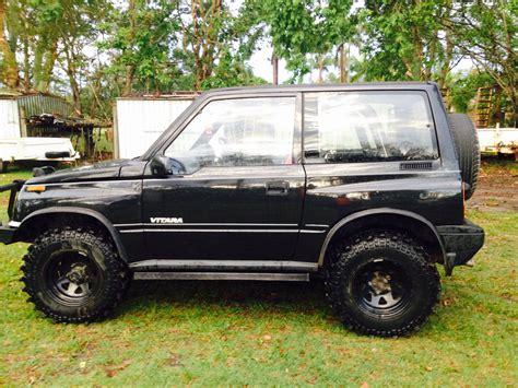 suzuki jeep 1990 1990 suzuki vitara car sales qld coast 2603776
