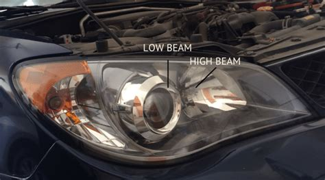 subaru headlight names change headlight subaru user manuals