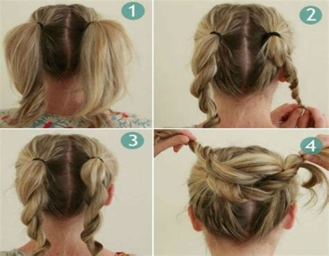 How To Do Wedding Hairstyles At Home by Bun Hairstyles For Your Wedding Day With Detailed Steps
