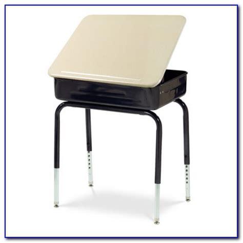 used school desk vintage lift top school desk desk home design ideas