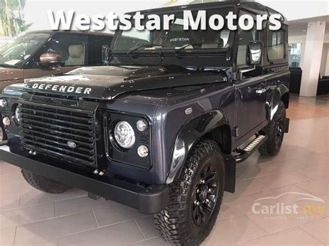 land rover malaysia land rover defender 2015 high capacity 2 2 in kuala lumpur