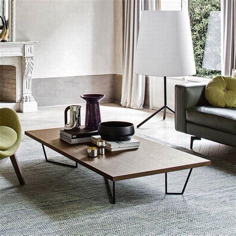 calligaris low t cs 5086 coffee tables rectangular top