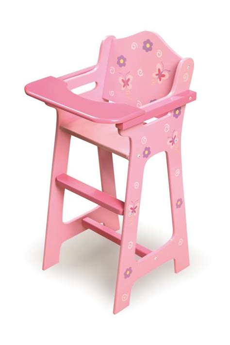 american doll chair that attaches to table doll high chair that attaches to table