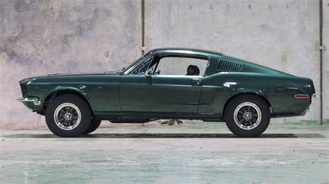 steve mcqueen bullet mustang 1969 ford mustang fastback is a tribute to steve mcqueen s