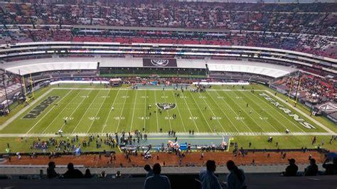 imágenes estadio azteca el estadio azteca en la mira del sindicato de jugadores