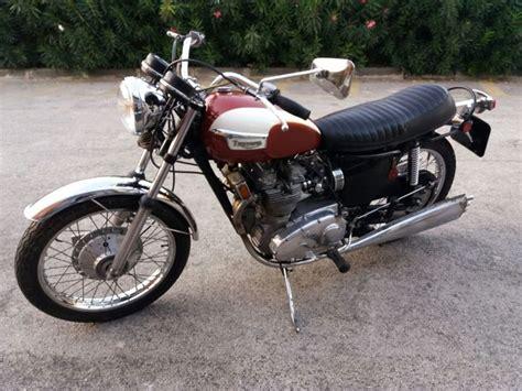Triumph Motorrad 1970 by Triumph T150 Trident 750 Ccm America 1970 Catawiki