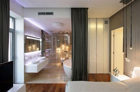 slaapkamer en badkamer ineen 7x inspiratie living tomorrow