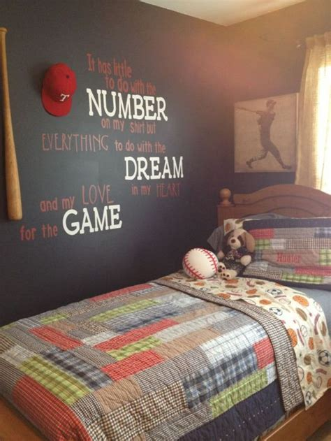 baseball themed bedrooms 50 sports bedroom ideas for boys ultimate home ideas